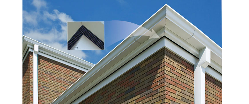 Roof Ridge Vents Soffit Vents Amp Rainscreen Siding