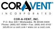 Cor-A-Vent Logo