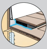 Sealing ends of vent