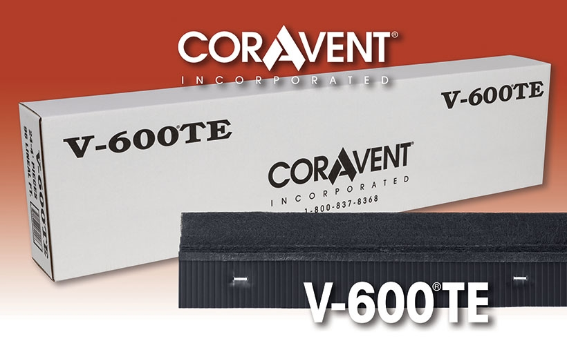 Cor-A-Vent V600-TE